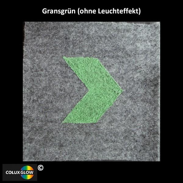 Latexfarbe Grasgrün