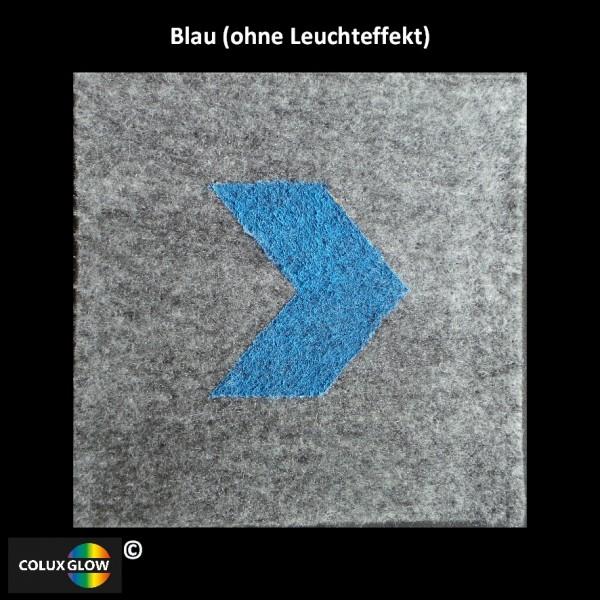 Latexfarbe Blau